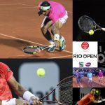 Rio Tennis Open Semi Finals 2015 Ferrer Fognini Head To FInals