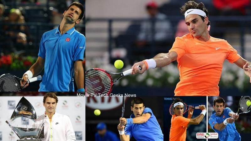 Roger Federer Defeats Novak Djokovic For 2015 ATP Dubai Tennis Title