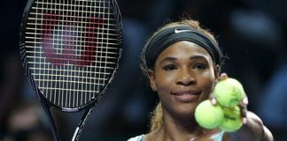 Serena Williams Not Looking To Come Down Any Time Soon