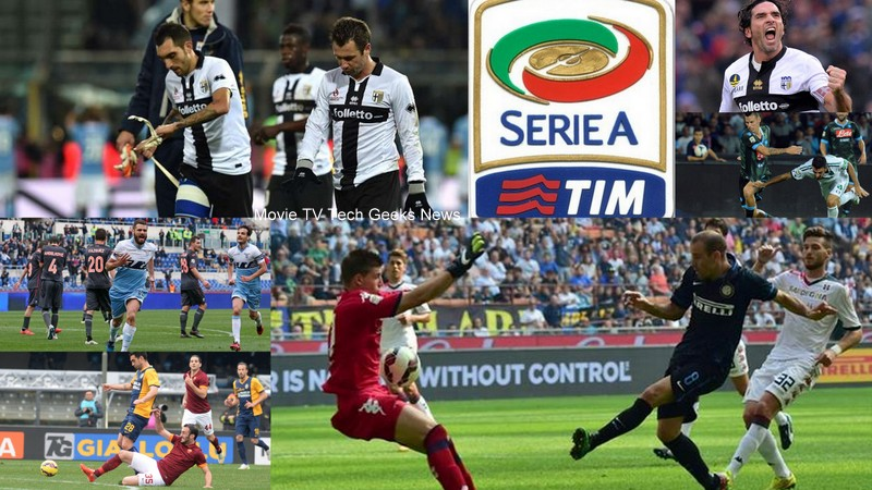 Serie A Game Week 24 Soccer Review Big Financial Problems At Parma