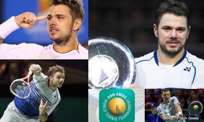 Stan Wawrinka Wins ABN Amro World Tennis Tournament Finals 2015