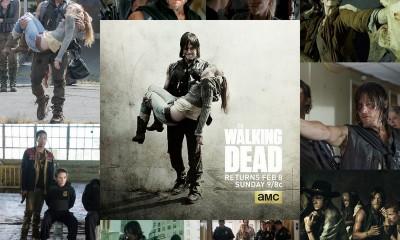 THE WALKING DEAD Mid-Season Catch Up 2015