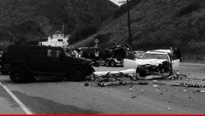 Woman Killed In Bruce Jenner Three Car Accident