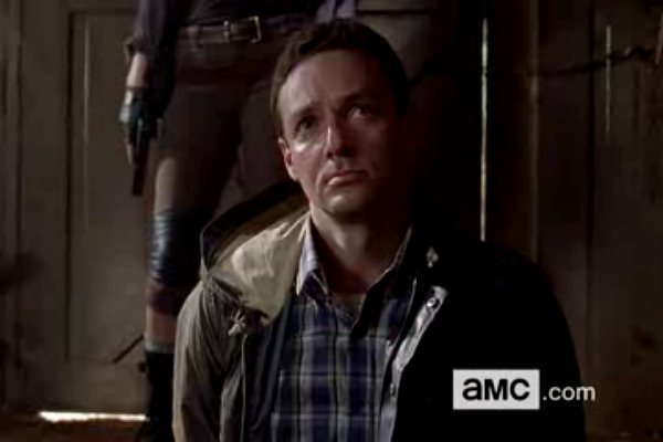 THE WALKING DEAD Season 5 Ep 10 Fresh Faced Aaron Shows Up