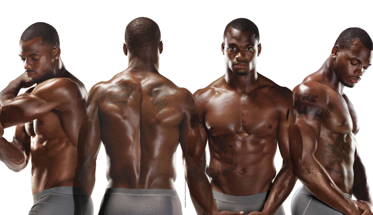 adrian peterson most fit american football player 2015