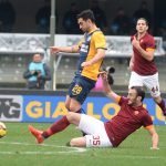 as roma draws with verona serie a soccer 2015