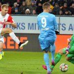 augsburg draws with eintracht franfurt soccer bundesliga 2015 images