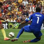 barcelona beats athletic bilbao soccer la liga 2015 images