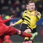bayer leverkusen vs borussia dortmun soccer german 2015 images
