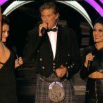bella twins mtv awards with david hasselhoff total divas 2015