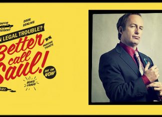 better call saul logo poster 2015