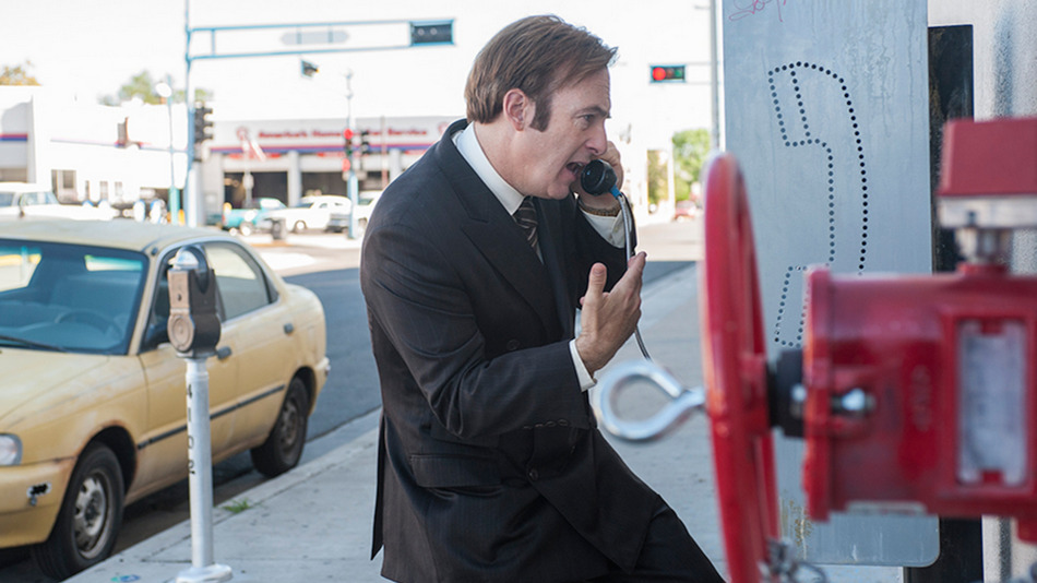 BETTER CALL SAUL Ep 3 Jimmy Gets In Some Nacho Business