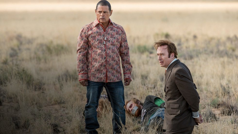 BETTER CALL SAUL Ep2 Tuco Brings Out His Crazy