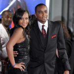 bobbi kristina brown with husband nick gordon