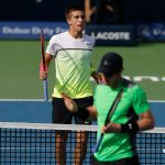 borna coric kills any murray atp dubai tennis 2015