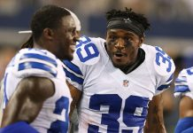 brandon carr talking paycut with cowboys