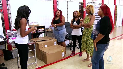 BRING IT Ep3 Recap: Return Of Purple Diamonds