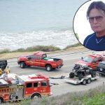 bruce jenner crash kills woman 2015 images