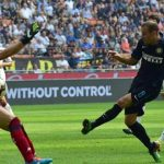 cagliari loses to inter milan serie a soccer 2015 images