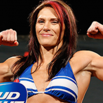cat zingano fighting ronda rousey 2015 images