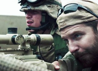 clint eastwoods american sniper just misses mark for super bowl weekend 2015