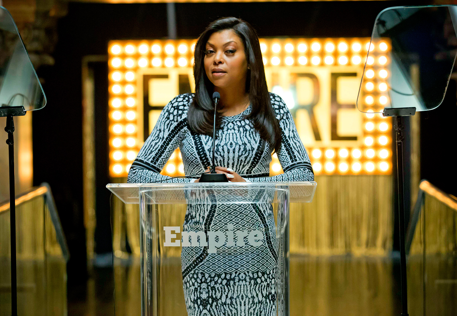 cookie working her speach on empire dancing days recap 2015 images
