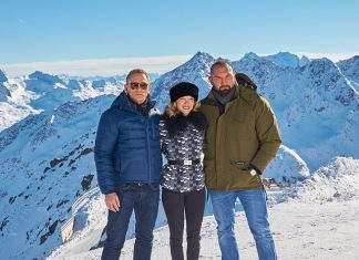 Daniel Craig Back To James Bond Duty As SPECTRE Filming Begins Again