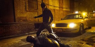 daredevil charlie cox in action 2015