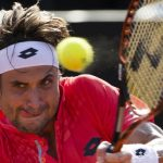 david ferrer returns hard serve to juan monaco at rio open 2015 images