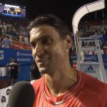 david ferrer sweaty stink for buenos aires tennis 2015 images