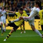 dortmund loses to augsburg soccer 2015 images