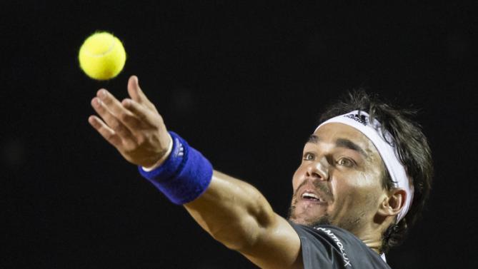 Rio Tennis Open Quarter Finals 2015 Nadal Moves On