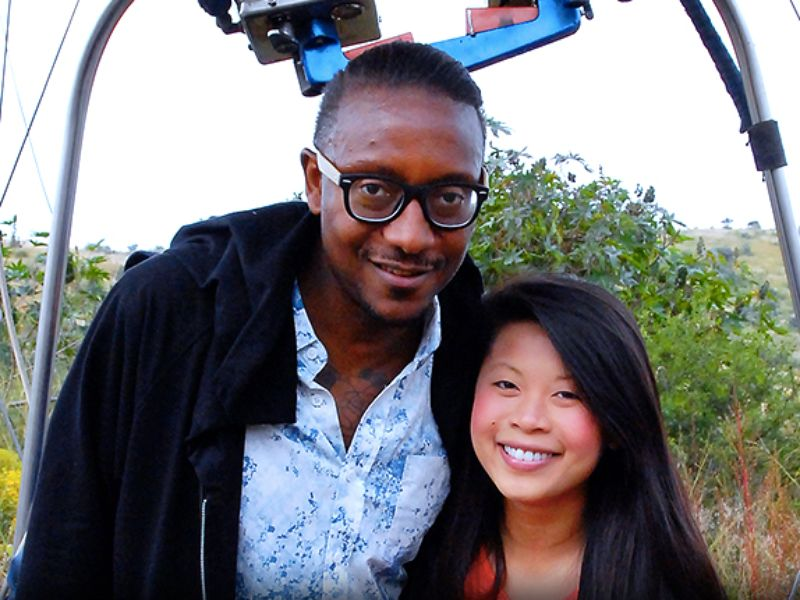 gregory with mei hot air balloon ride on top chef boston recap 2015 images