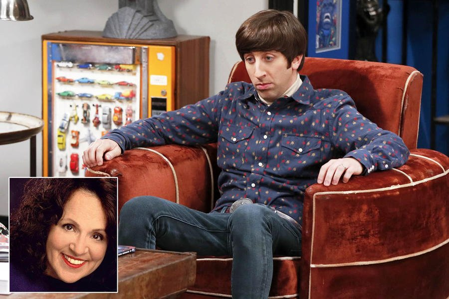 BIG BANG THEORY Season 8 Ep 15 Recap Howards Mom