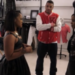 jhonni rick with paris shopping fighting for love & hip hop new york 2015