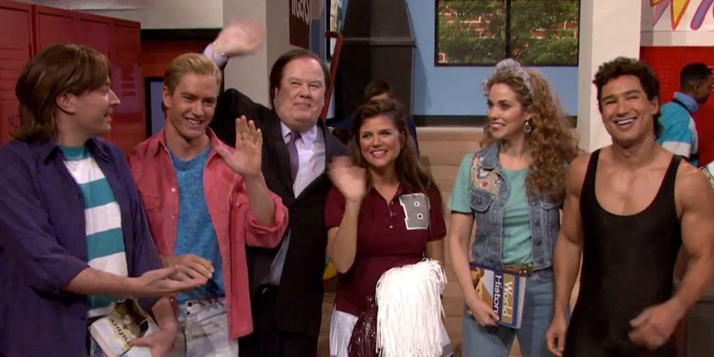 jimmy fallon saved by the bell show 2015 images
