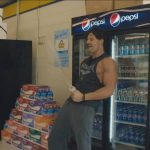 joe manganiello shooting off his stuff for magic mike xxl 2015