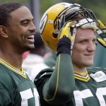 jordy nelson with randall cobb green bay packers images 2015