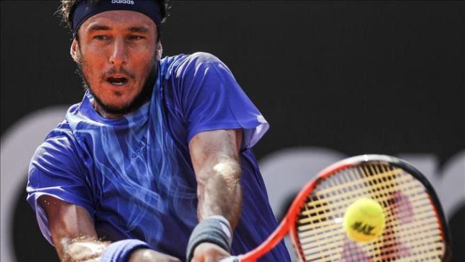 juan monaco hits back for david ferrer rio open 2015 images
