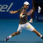 kei nishikori going up against david ferrer atp acapulco tennis 2015