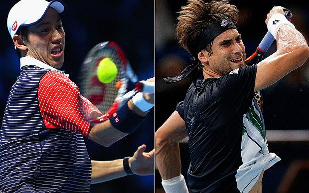 kei nishikori seeds david ferrer bare in atp acapulco back tennis 2015