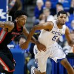 kentucky defeats bulldogs basketball 2015