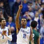 kentucky wildcats top ranked college basketball 2015