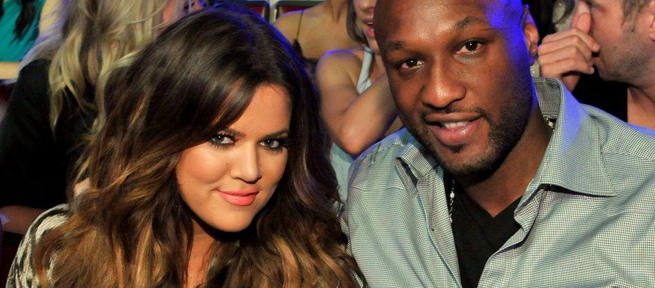 Khloe Kardashian Keeps Speculation Alive With Lamar Odom