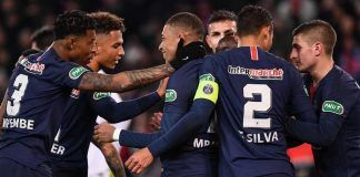 la ligue soccer Lyon Holds PSG While Marseille Slips images