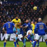 leicester city loses to crystal palace premier league soccer 2015 images