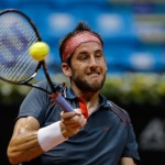 luca vanni slamming balls to pablo cuevas head for brasil open 2015