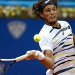 luca vanni swinging hard to beat joao souza brasil tennis open 2015