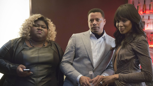 lucious with precious on empire 2015