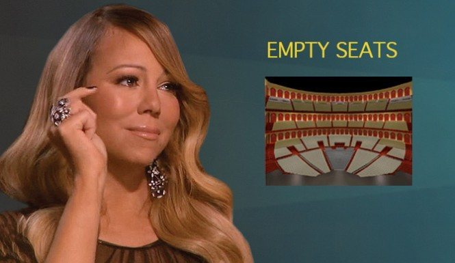 mariah carey sad over nick cannon split and failing performances